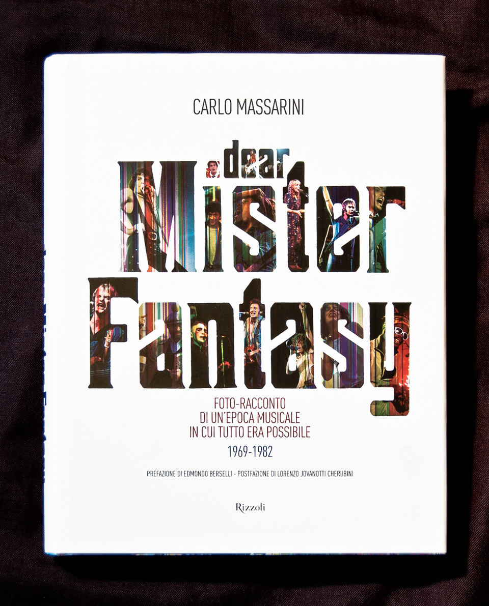 Carlo Massarini - Dear Mister Fantasy